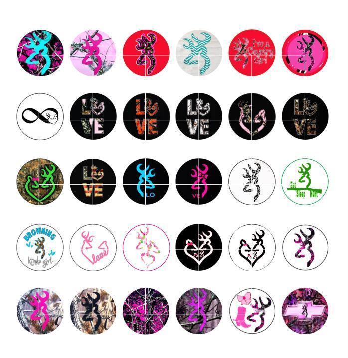 Love Snap Bouton Bouton Verre Beads Bijoux Charm Popper pour Bracelet 30pcs / Lot Gl058 Noosa SnapJewelry Faire de la création de bricolage