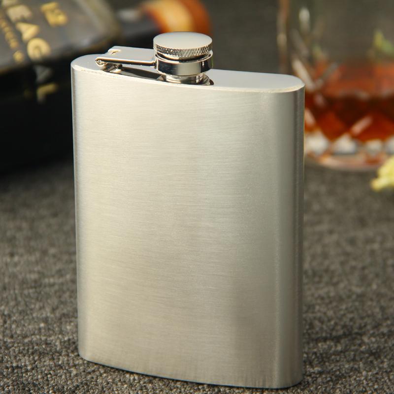 Pasó la prueba de la FDA de un matraz de acero inoxidable de 8 oz, un matraz de bolsillo, un matraz de vino, un matraz de licor, un regalo de boda, una soldadura láser