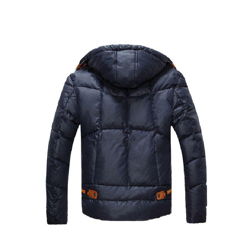 Großhandel Olrik 2016 Mann Winter Down Jacket Coats Short Dick Mäntel Herrenbekleidung Federkleid Winterjacken Nordic Style Design Von Mallone, $79.5