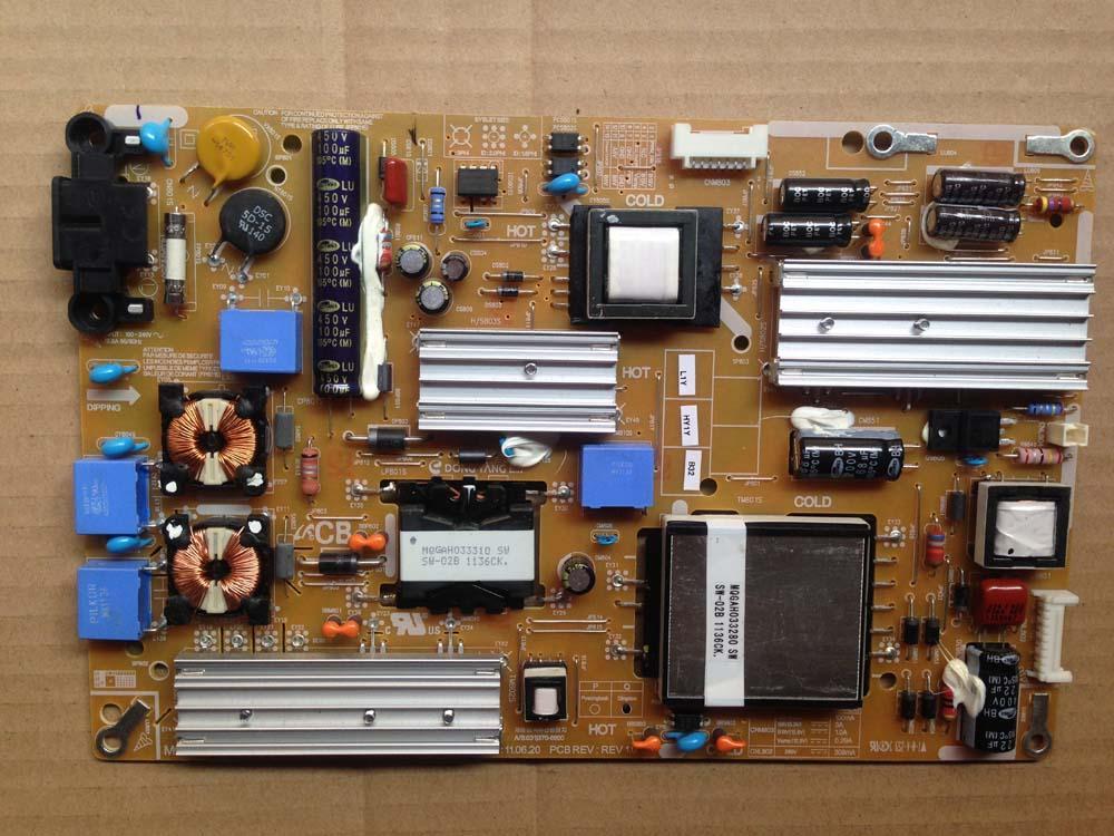 BN44-00473A Nuova scheda di alimentazione originale per Samsung UA40d5003BR ua40d5000pr PSLF121A03S