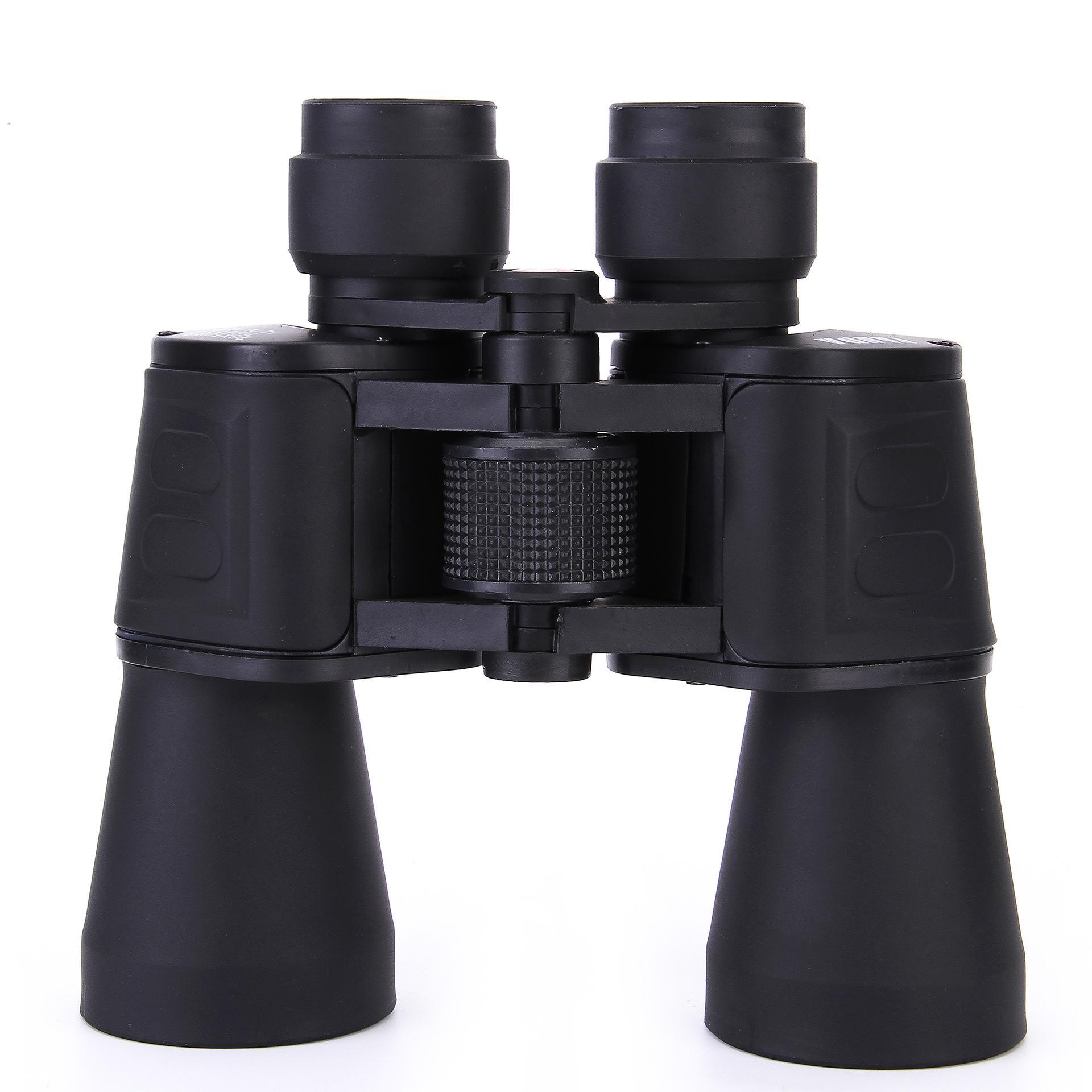 العلامة التجارية 20X50 مناظير عالية الجودة HD زاوية واسعة وسط التكبير اليوم والرؤية الليلية لا تلسكوب الأشعة تحت الحمراء