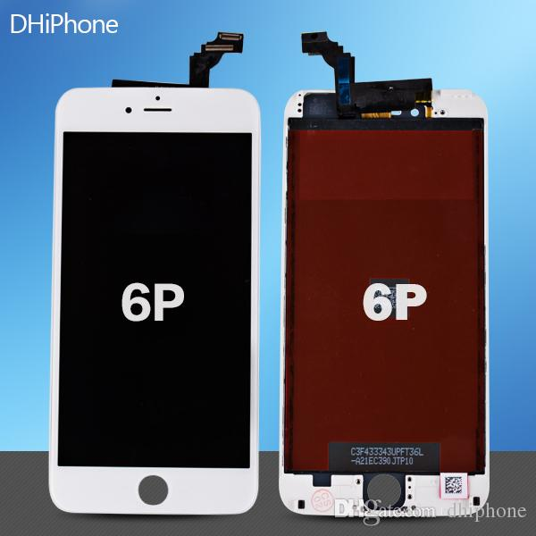 2016 5.5 Inch screen size LCD touch screen Replacement for iPhone 6 plus 6Plus Iphone6 Cell Phone Repair 100% Tested Well