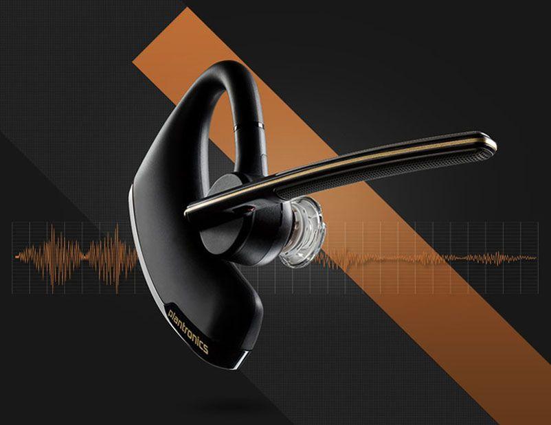Auricolare Bluetooth con riduzione del rumore e del rumore Cuffie stereo Auricolari per Iphone Samsung Galaxy HTC DHL