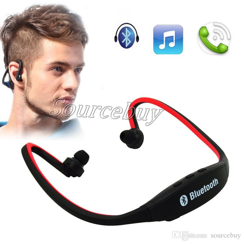 Hot Sports Bluetooth Earphone S9 Wireless Handfree Auriculares Bluetooth Headphones Headset Mic For Iphone Samsung Huawei Xiaomi Cell Phone Wireless Bluetooth Headphones Wireless Headset From Sourcebuy 4 27 Dhgate Com