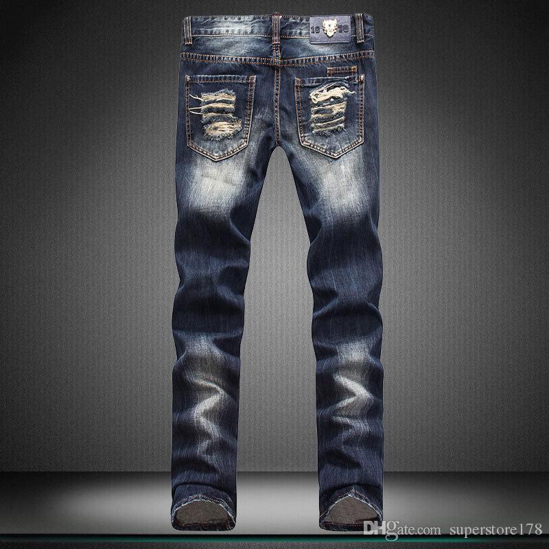 Wholesale Men's Jeans At $46.24, Get Famous Fear Of God P P Hole ...