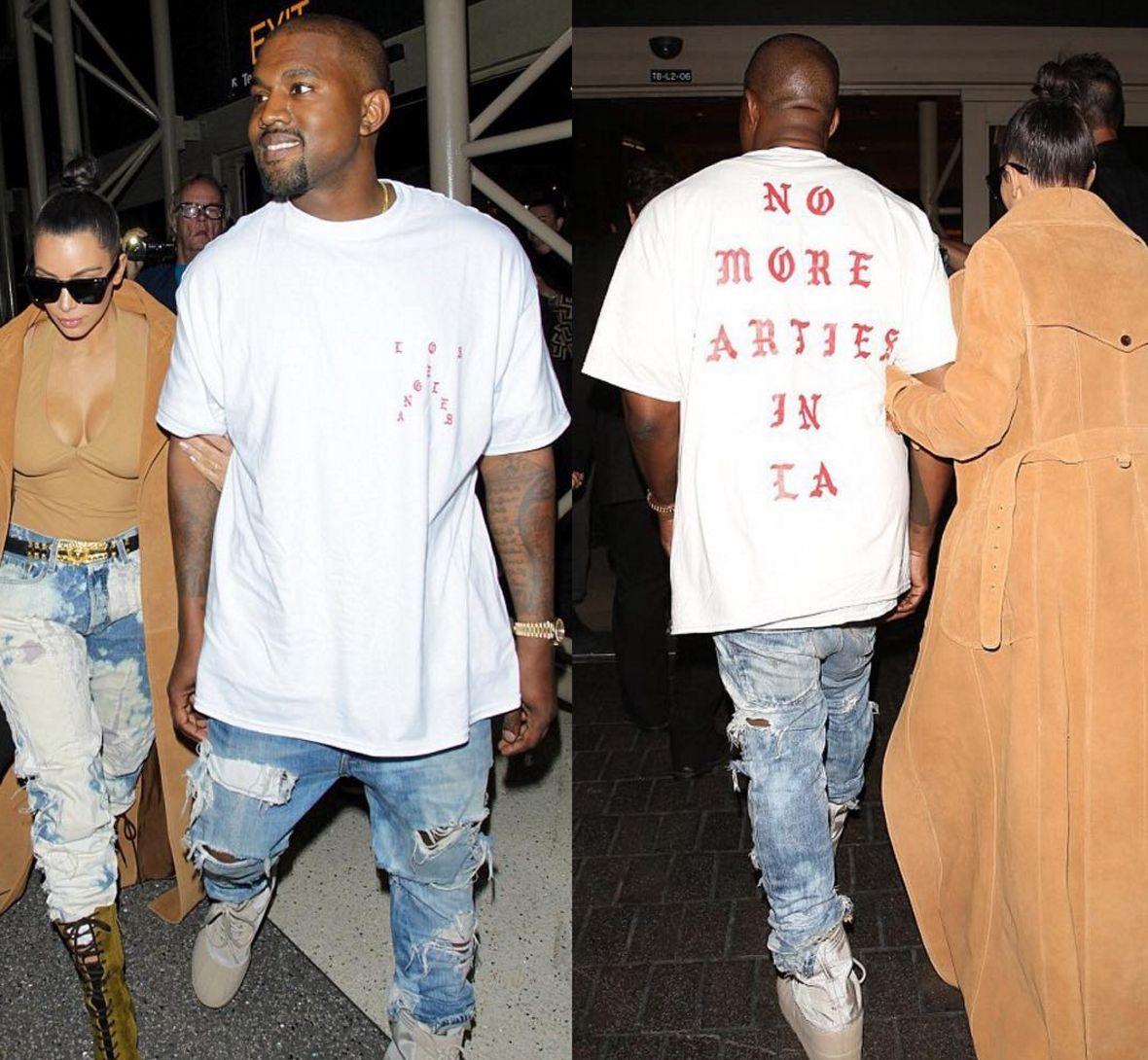 kanye west tröja
