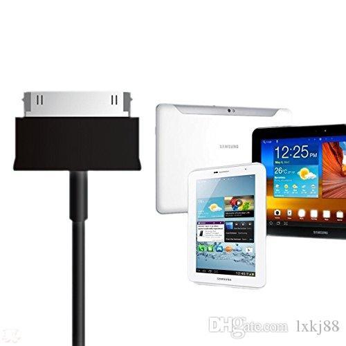 Nowy kabel danych do ładowania USB do zakładki Samsung Galaxy P1000 P1010 OEM Oryginał
