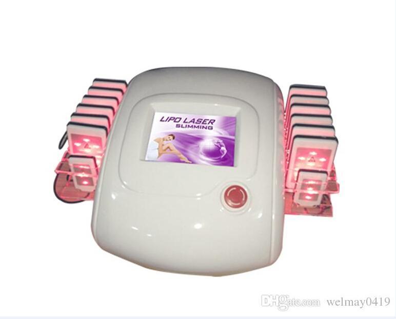 2016 laser caldo diodo di vendita di perdita di peso laser astuto di lipo / dimagramento del laser di lipo