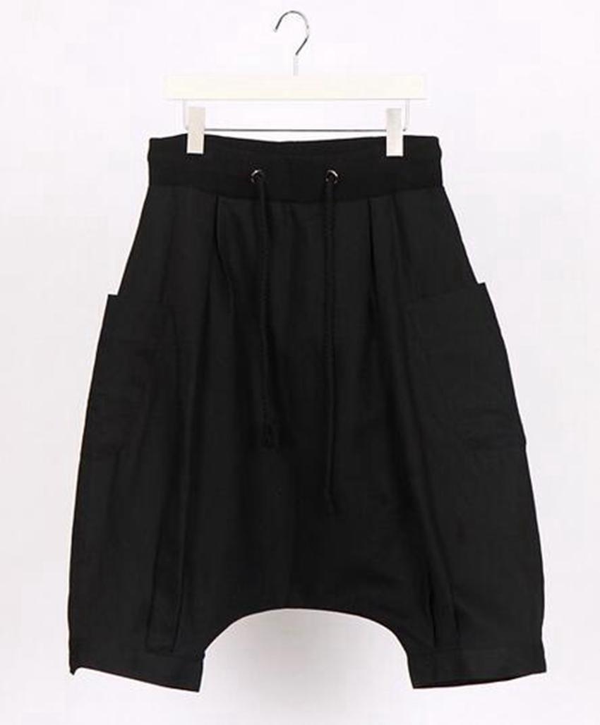 Lazer dos homens han edição da nova moda primavera shorts hip-hop coringa personagem de cultivar uma moralidade calças / personalizado