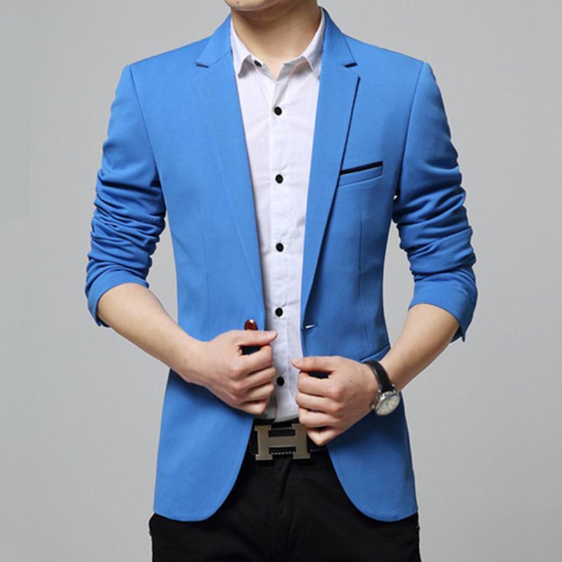Prezzo di fabbrica Primavera Autunno Uomo Moda Bottoni Blazer Blazer Abiti Uomo Business Blazer Casual Blazer Abiti di alta qualità