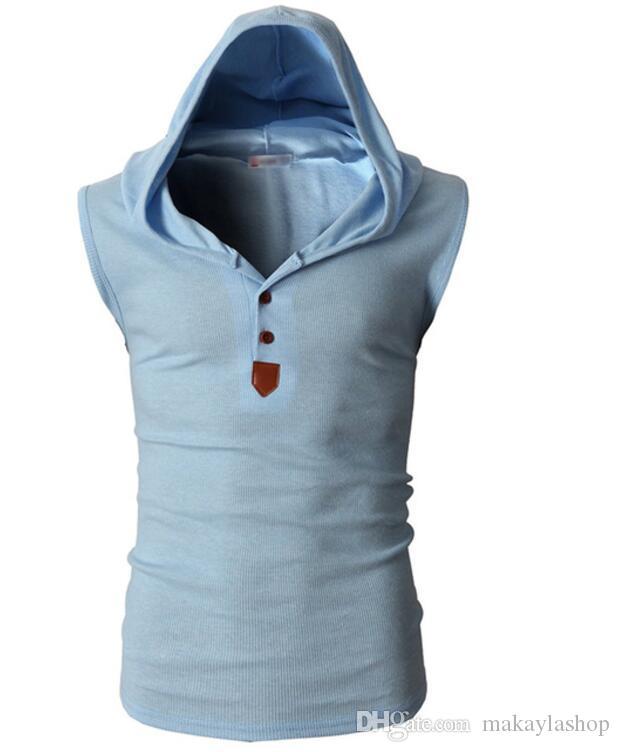NEW Eminem Hoodies Men Slim Fit With Black Gown Hip Hop Sweatshirt Hoodie Sleeveless Sweatshirt Casual Hooded Assassins Creed