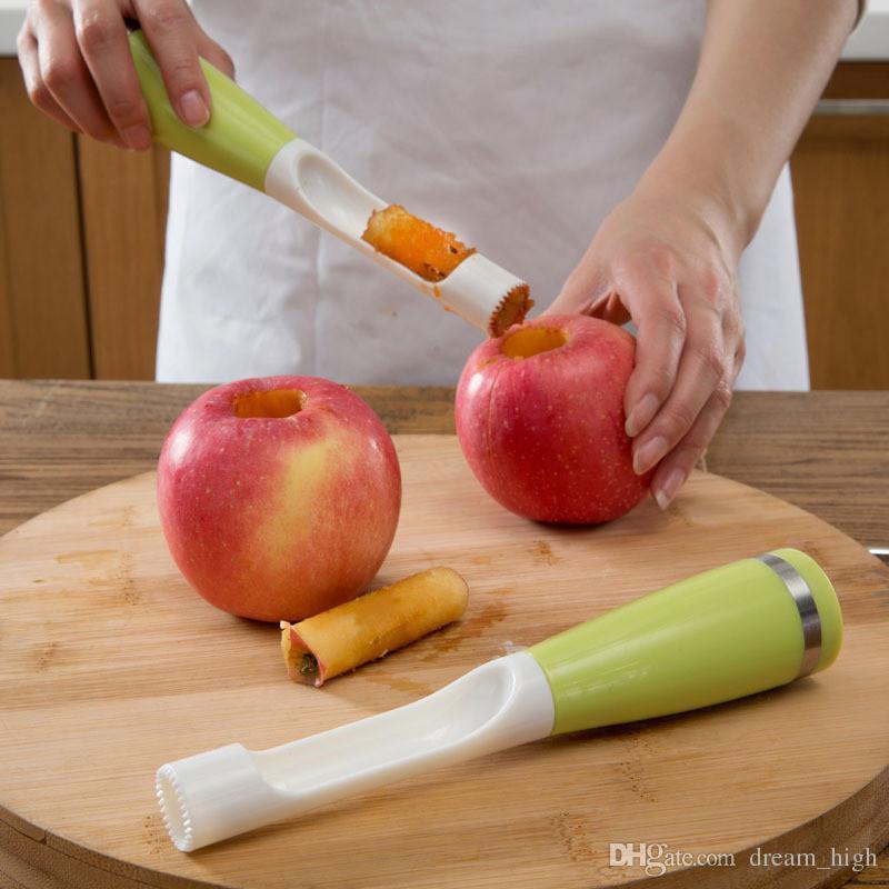 Apple Corer Cortador De Legumes Frescos Utensílios de Cozinha Utensílios de Cozinha De Frutas Utensílios De Cozinha Sembradora frete grátis