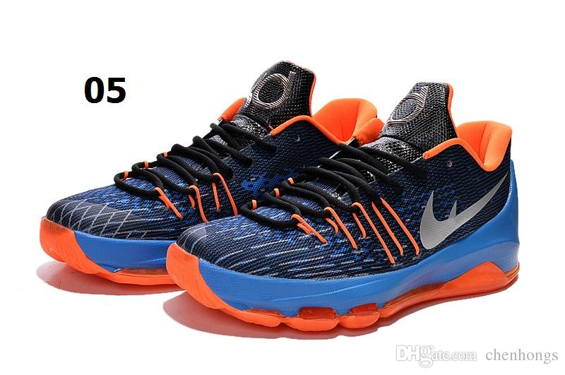 2015 hot cheapest kd 8 basketball shoes new arrival kd8 mens best quality classic basketball shoes