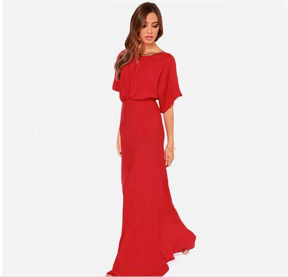 2019 2016 Split Evening Dresses Wedding Dresses Long Red Dress Open Back Maxi Dresses Party Formal Long Dresses From Cathywang168 18 4 Dhgate Com