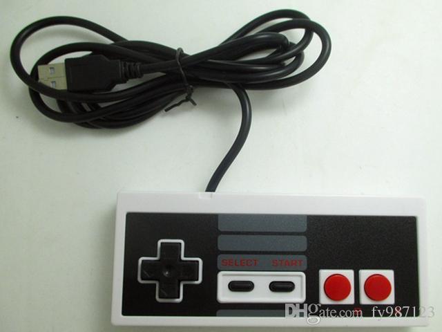 Nuovo controller di gioco USB per nes gamepad per PC Windows NES per computer MAC