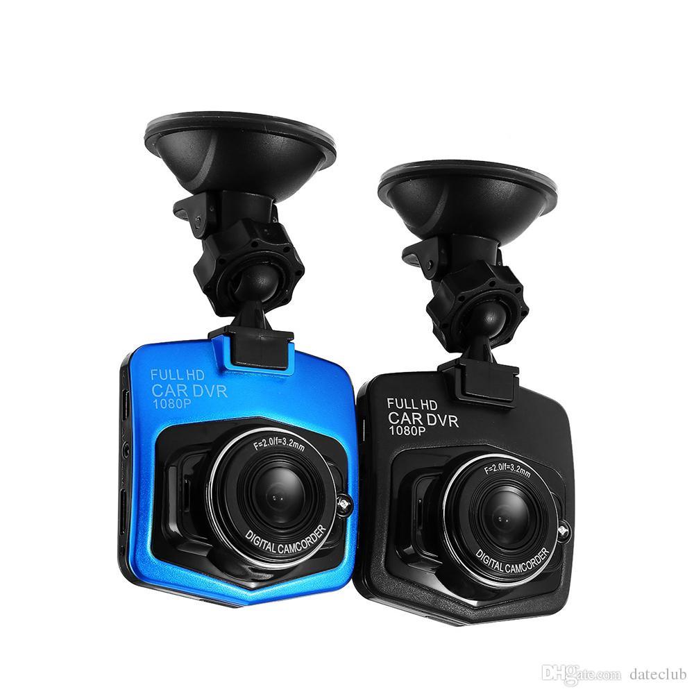 حار البسيطة رخيصة سيارة dvr كاميرا مباشرة GT300 كاميرا 1080 وعاء كامل hd فيديو registrator وقوف مسجل g- الاستشعار داش كاميرا