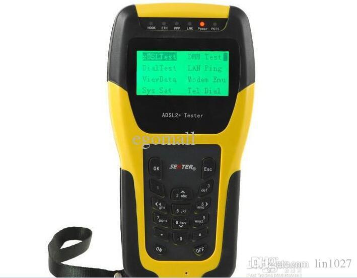 ST332B ADSL2 + Tester / Tester ADSL / strumenti di installazione e manutenzione Strumenti di manutenzione per l'installazione ADSL spedizione gratuita da DHL