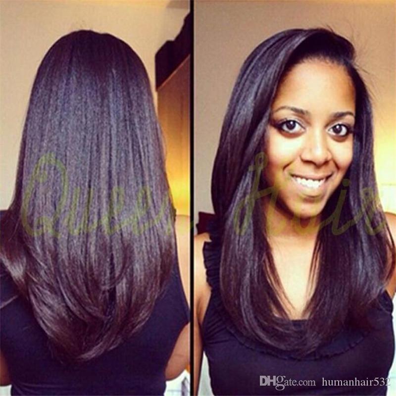 helene haar volle spitze menschliches haar perücken brasilianische haarspitzefrontseitenperücken können gefärbtes glattes haar u teil perücken geben versandkostenfrei
