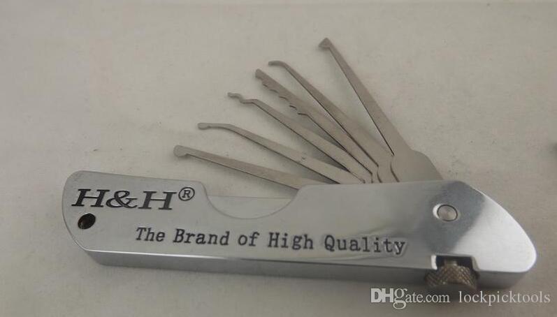 Utensili del fabbro di alta qualità per HH piega strumento di prelievo, strumento lucchetto, strumenti di serraggio