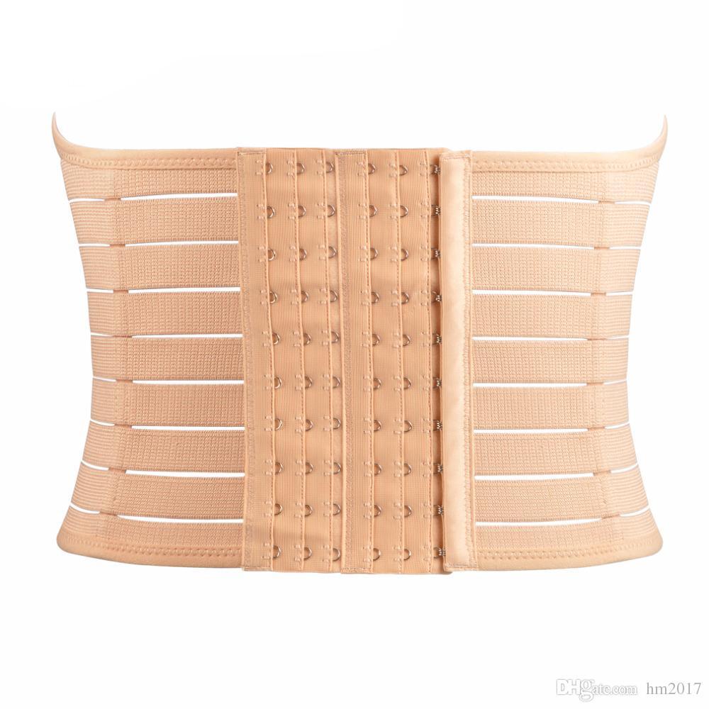 허리 트레이너 슬리밍 벨트 모델링 스트랩 속옷 코르셋 여성 슬리밍 바디 셰이퍼 배 모양 shapewear
