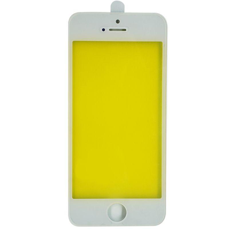 20pcs lentille en verre de remplacement pour écran tactile avant pour iPhone 5s 6 plus 6s 6s plus 7 plus mélanger afin de OK OK DHL gratuit