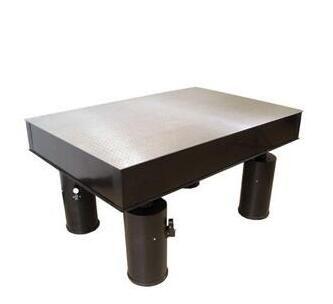 Tavole isolanti per vibrazioni PT-02QF, tavolo ottico Flotaion ad alta precisione, piattaforma di isolamento ottico, tavolo ottico a nido d'ape, altalena: 1,2um