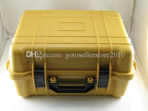 Retail/Wholesale Brand New Hard Carrying Protective Hard Case For Gowin TKS-202 Total Station Free Shipping