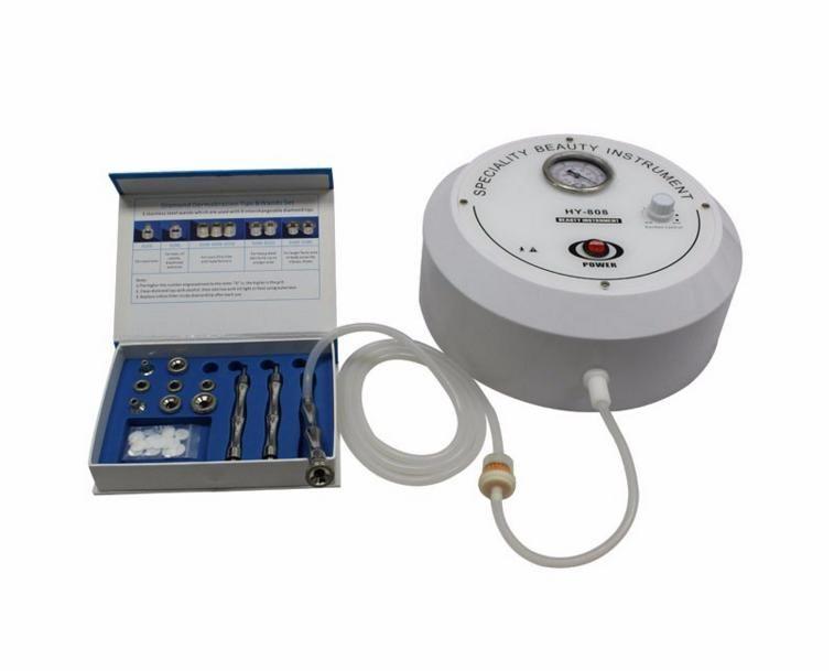 Diamante Máquina de Microdermoabrasão Diamond Peeling Facial Massagem A Vácuo Terapia Cuidados Com A Pele Diamond Peeling Dicas Cabeças de Substituição