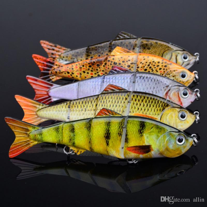 Доставка DHL 5 Цвет 12см 17г Новый Minnow рыболовные приманки Crank Bait Крючки Bass Воблеры снасти Погружение Поппер прикормы