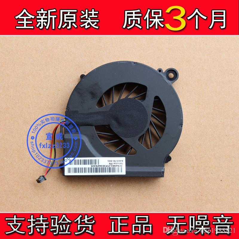 Nuova ventola di raffreddamento per HP CQ42 G4 G4-1000 G42 CQ62 G62 G6-1000 G6-1316TX Ventola di raffreddamento CPU pin 646578-001