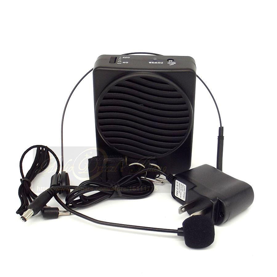 المحمولة البسيطة 25 واط زنار مكبر الصوت مع ميكروفون مكبر الصوت الداعم مكبر الصوت المتكلم للتدريس الدليل السياحي ترويج المبيعات