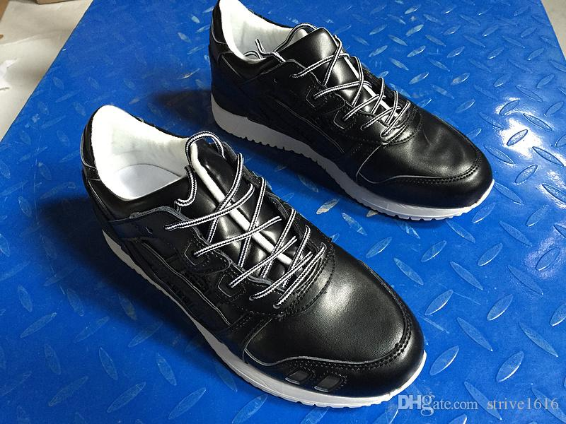 hot sale online c640b 795b3 2019 Whosale 2016 Best Asics GEL Lyte III Men Women Running Shoes High  Quality Cheap Training Fashion Online Basketball Shoes Eur 36 45 From ...