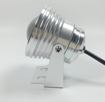 Luce di inondazione a LED ad alta potenza Luce di paesaggio a LED impermeabile 10W 12V Input Warm White / Cold White