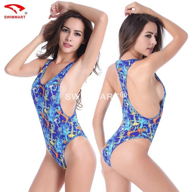 Il costume da bagno delle donne europee 2016 rivela indietro il vestito di nuoto di XL Costume da bagno del triangolo Swimwear del triangolo che bagna più formato