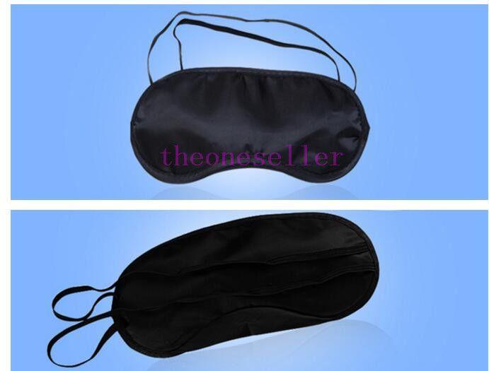 5000PCS HHA192 High Quality Soft Eye Mask Shade Nap Cover Blindfold Sleeping Travel Rest Christmas gift