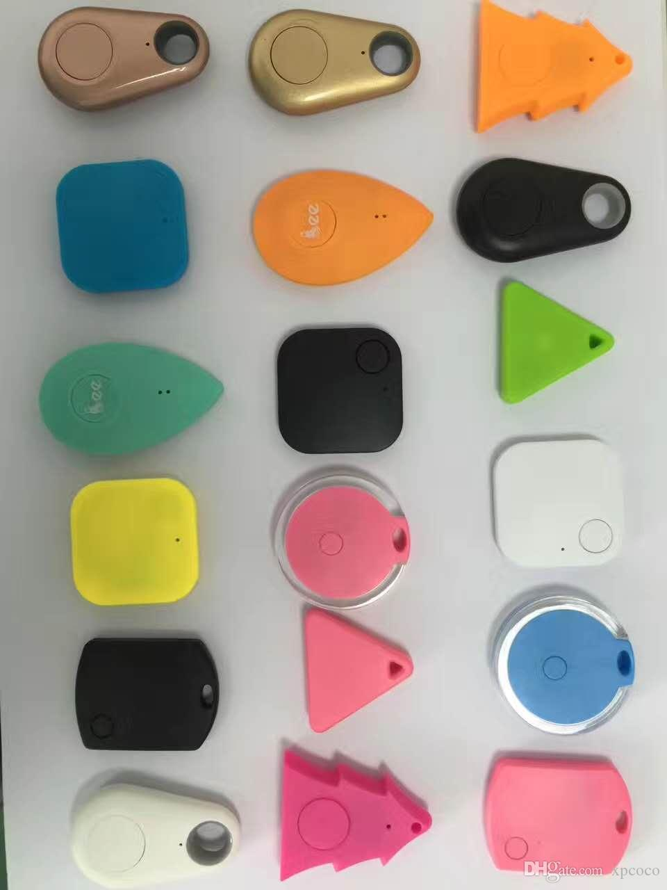 5 colores nuevos Popular Anti Loss Bluetooth Devices Bluetooth 4.0 Tracker Key Finder personal tracker Equipaje tracker manuafacturer