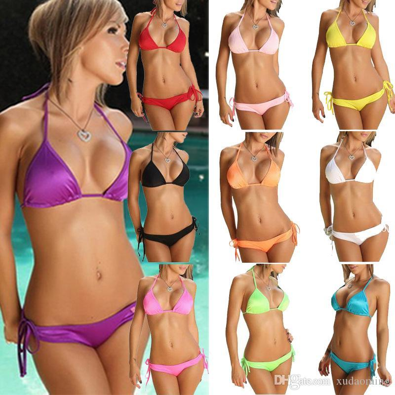 2016 Wholesale Swimming Bathing Suit Factory Long-term In Stock Europe And America For Export Bikini 90 Cover Up Solid Swimwear