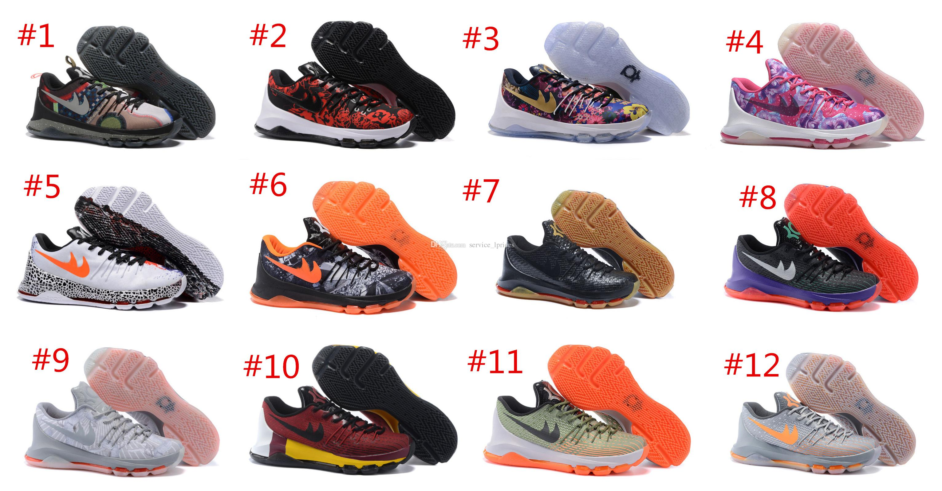 kd shoes 1 to 10 Kevin Durant shoes on sale