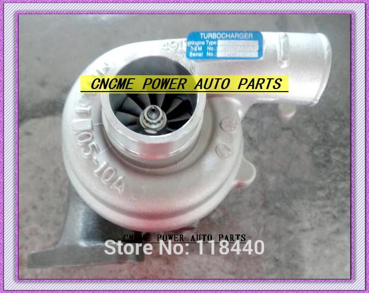 توربو TD05-10A 49178-00540 49178-00510 شاحن توربيني لـ KATO HD300 HD400 HD450 HD450 سوميتومو 120 كات E110 حفارة ميتسوبيشي 4D31T