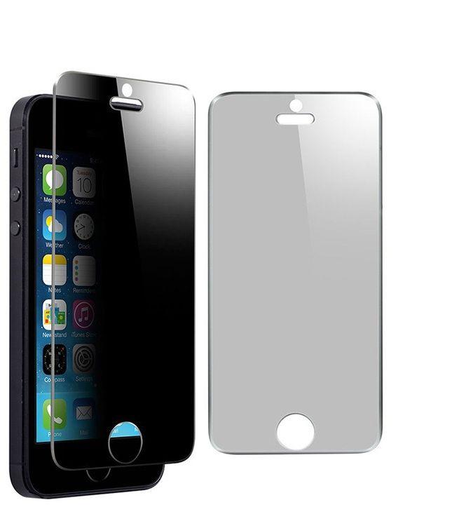 Privacy Vetro temperato per Samsung Galaxy S6 S5 S7 iPhone 6 Nota 5 Pellicola salvaschermo Pellicola salvaschermo Pellicola salvaschermo