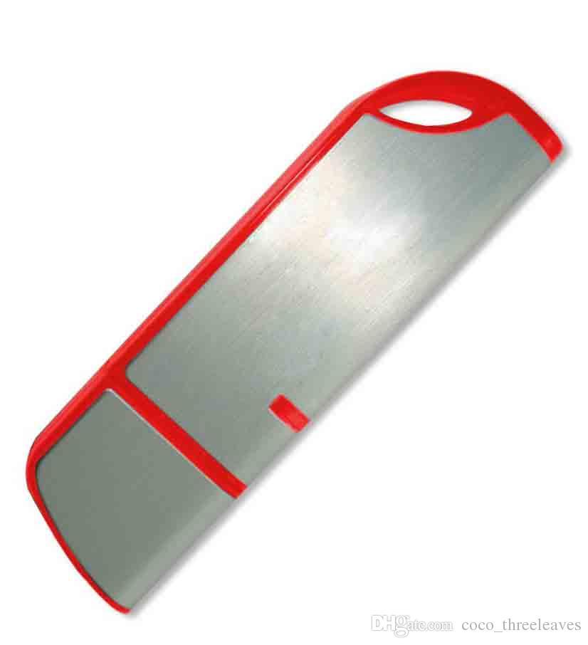 Çin'de yapılan Eğrisi Premium metal plastik USB Flash Sürücü usb 2.0 bellek flash sürücü Windows Mac OS 512mb için usb sopa 1 gb 2 gb 4 gb 8 gb