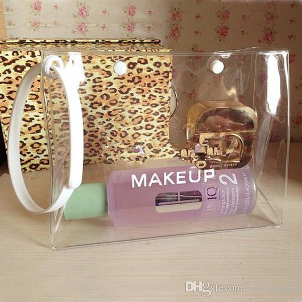 Maquillaje Mujeres Cosméticos Famosos Case Case Almacenamiento Bolsa de Maquillaje Caja de herramientas Moda DARRS