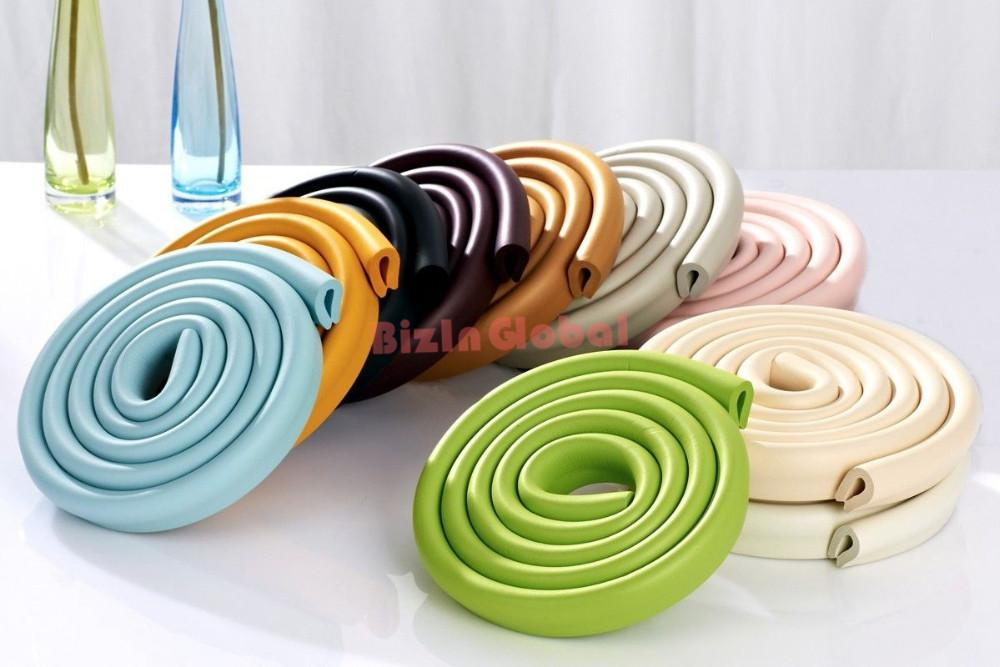 200CM Glass Table Edge Guard Corner Cushion Bumper Baby Safety Protector Free Cut (5)