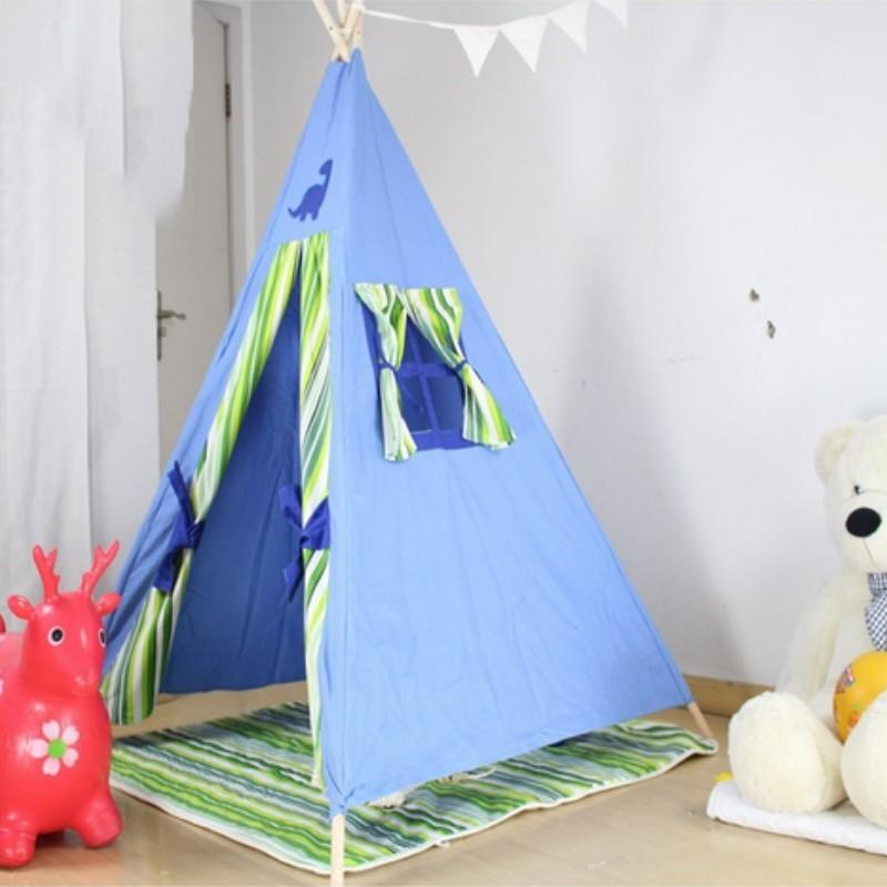 Every kid is a little prince or princess a boys play tent will no doubt give them a good feeling. There are ultra large beach playhouse tent to protect ... & girl tent toy Indiana style very lovely mini house play happy 120 ...