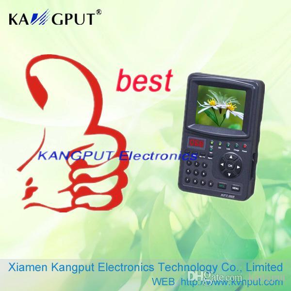 "KPT-968G: Nieuwste Design HD 3.5 ""LCD DVB-S2 / MPEG4 DVB-S / MPEG2 Digitale Satelliet Finder Meter"