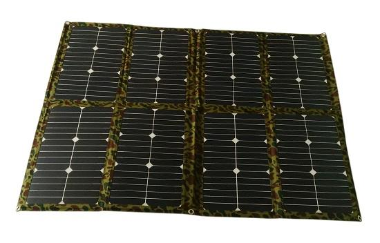 Portable Solar Panel 144W 12V Folding Solar Charging Kit for Camper, Caravan, Boat or Any Other 12V System