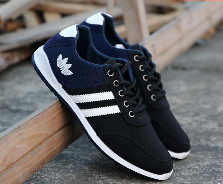 US-Größe: 6.5-10 Heiß! Qualitäts-preiswerte Männer-Schuh-beiläufige Fly Weave Fashion flache Schuhe für Erwachsene Trainer Breathable-Licht-weicher Wohnungen