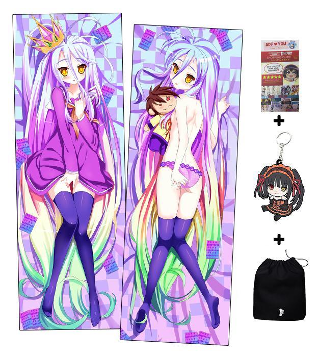 도매 - 베개 커버 새로운 시로 애니메이션 Dakimakura 일본어 포옹 바디 베개 커버 ADP - 63024