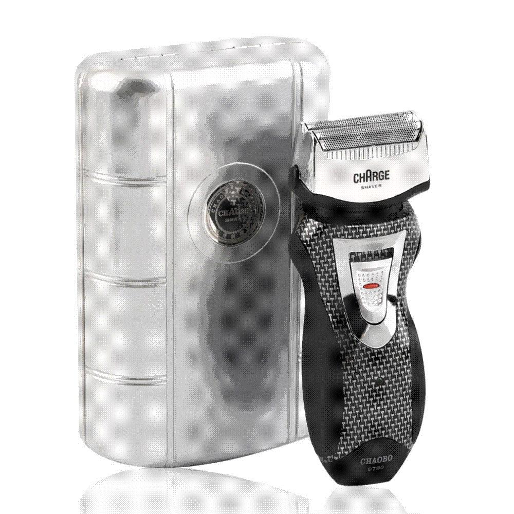 eu Plug Rechargeable Cordless Electric Razor Shaver Double Edge Trimmer Cheap razor suppliers High Quality razor gold
