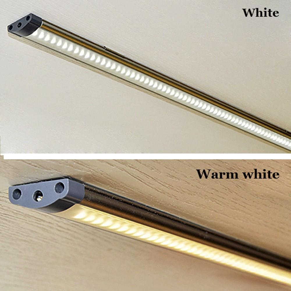 Tanbaby-3W-5W-SMD-3528-Led-cabinet-tube-light-high-brightness-DC12V-Under-Cabinet-Light-for